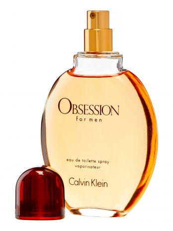 Calvin Klein 115979 4 oz Obsession Eau De Toilette Spray for Men
