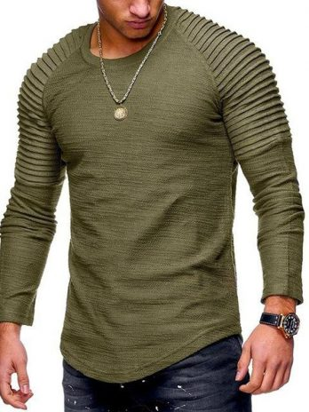 Brand New Fashion – Men's  Casual Slim Fit T-Shirt