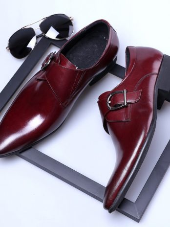 Business Pointed Toe Shoes