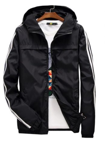 New Hiphop windbreaker