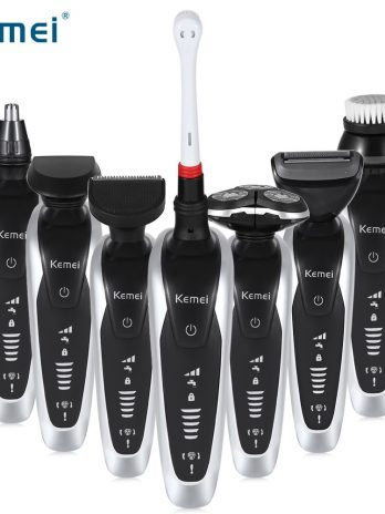 7 in 1 Men's Razor Trimmer Electric Shaver