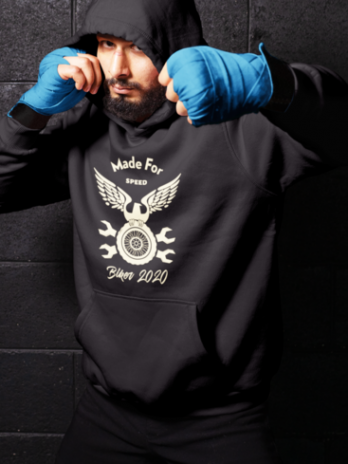 Made for Speed Hooded Sweatshirt