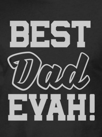 Best Dad Ever T-Shirt For Men Unique Design Funny